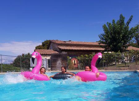 Campsite's pool