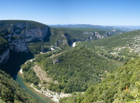 Gorges of Ardèche