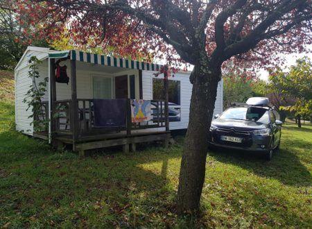 Mobile Home Confort Loggia